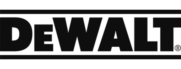 DeWalt logo vector download free  seeklogonet
